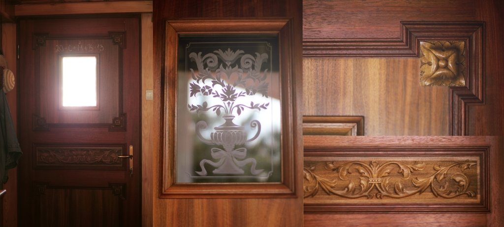 Dvere, vchodové dvere (8)